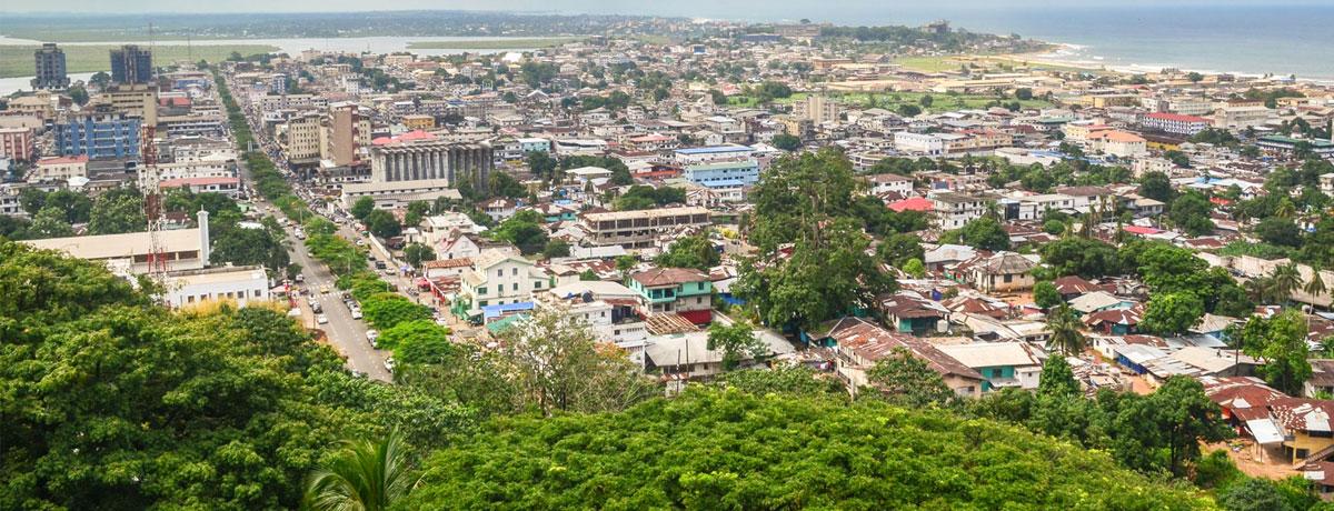 Monrovia-Liberia