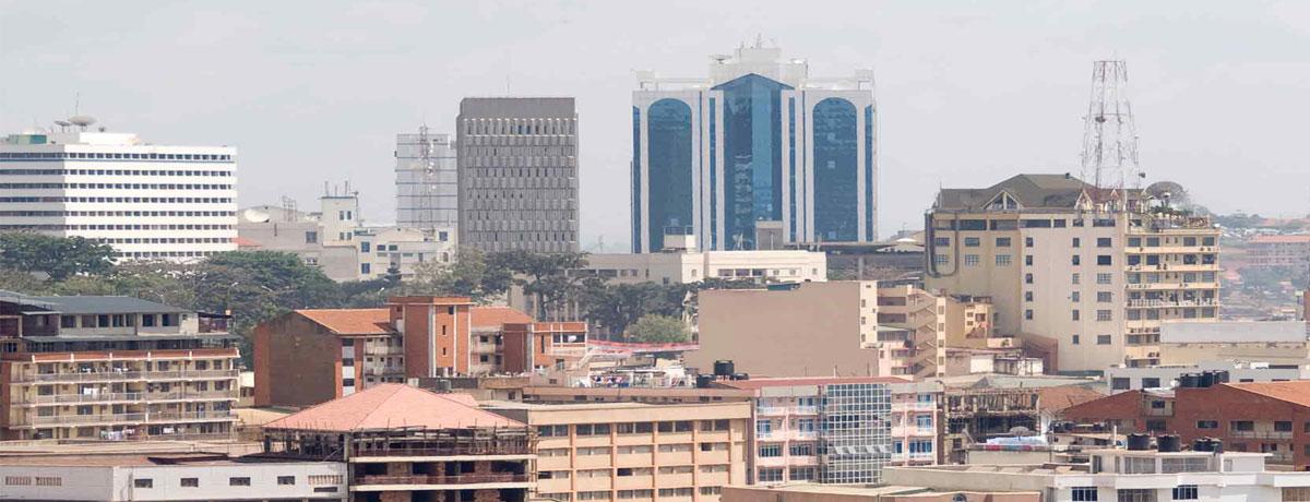 Kampala City, Uganda